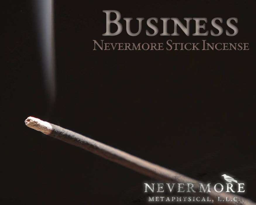 Business Incense Sticks - The Nevermore Coven