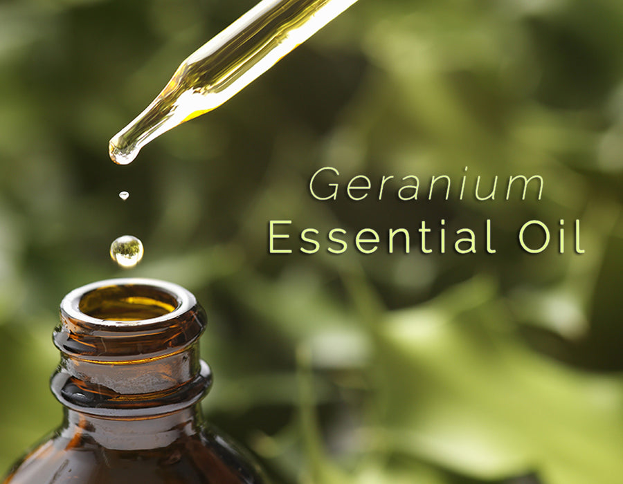 Geranium Essential Oil - The Nevermore Coven