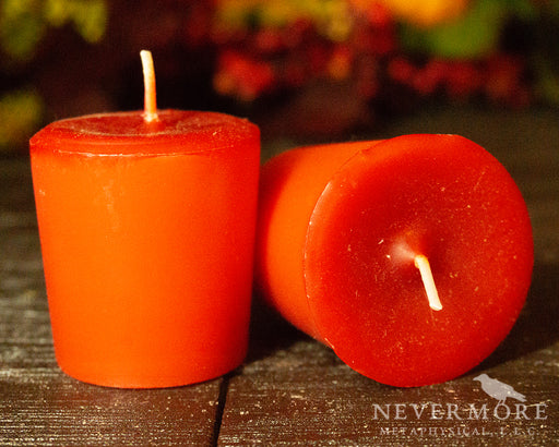 Healing Votive Candle - The Nevermore Coven