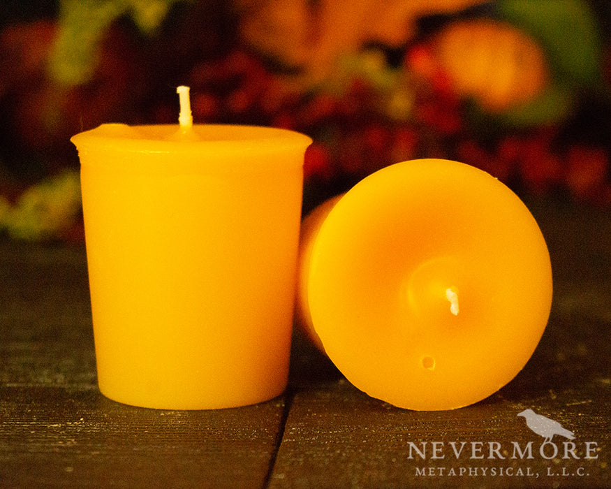 Honeysuckle Jasmine Votive Candle - The Nevermore Coven