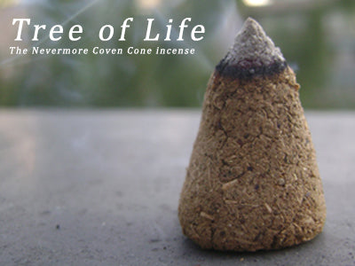 Tree of Life Incense 20 Cones - The Nevermore Coven