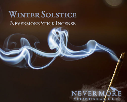 Winter Solstice Incense Sticks - The Nevermore Coven