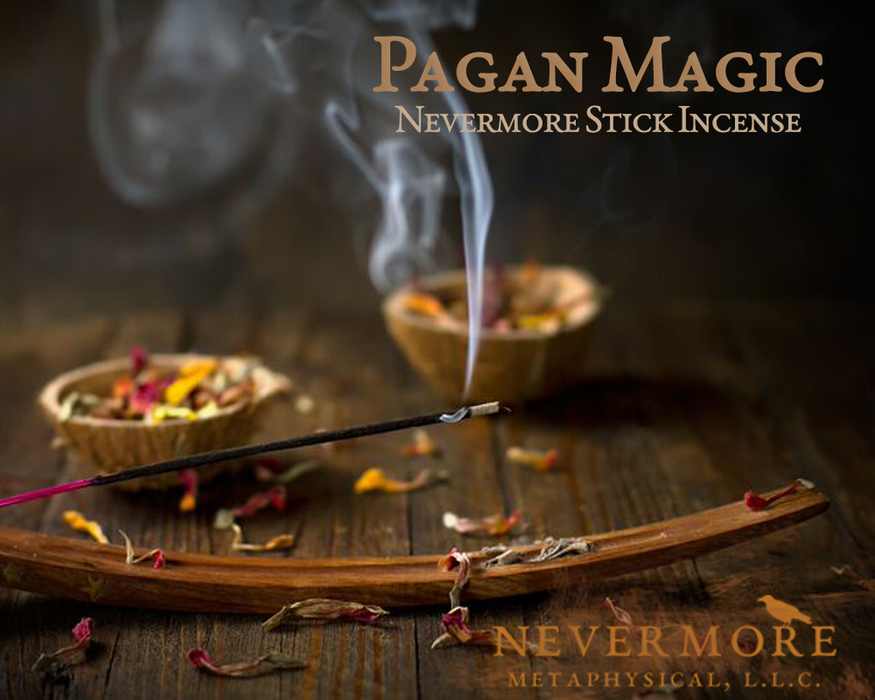 Pagan Magic Incense  Sticks - The Nevermore Coven