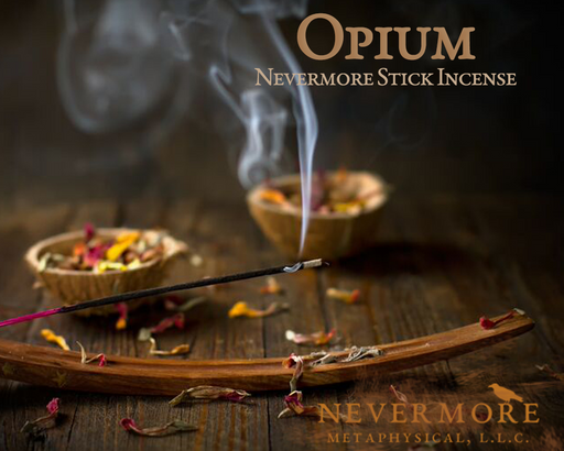Opium Incense  Sticks - The Nevermore Coven