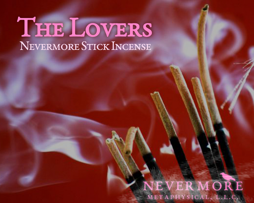 The Lovers Incense  Sticks