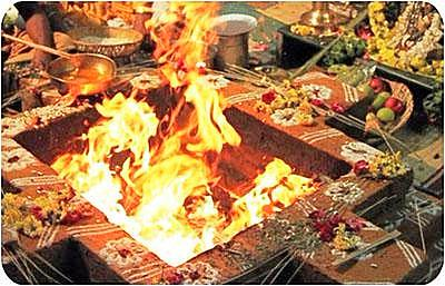 Chandi Homam ( Performed on Next Chaturdashi ) Shared