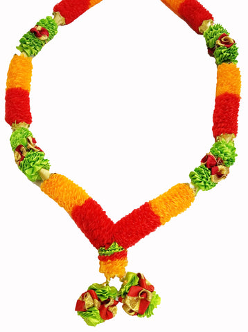 Artificial Flowers Garland Mala Haar-B