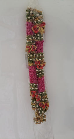 Artificial Flowers Garland Mala Haar-C