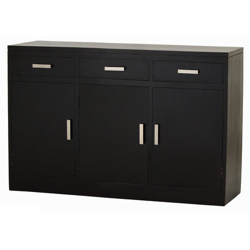 DUNSMUIR Los Angeles 3 Door 3 Drawer Buffet Sideboard WTC288