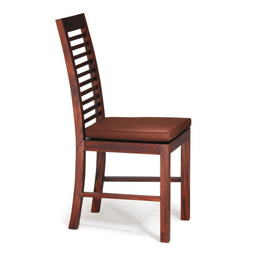 San Diego Teak-Dining-Chair-with-Cushion WTC288