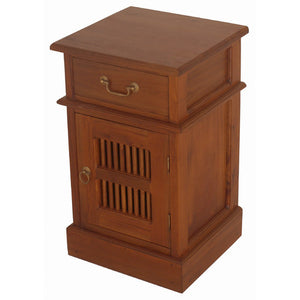 Seattle Teak-1-Drawer-Bedside-Table-WTC288BS-101-DW-LP