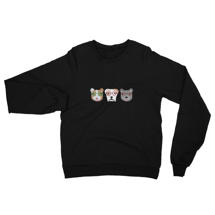 Bully Buds Crew Neck Sweatshirt - unisex