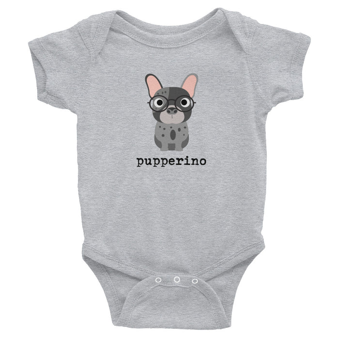 Baby Pupperino Onesie - French Bulldog