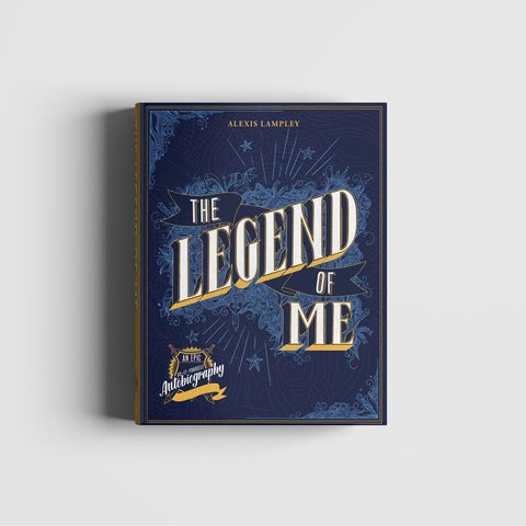 The Legend of Me - DIY Autobiography