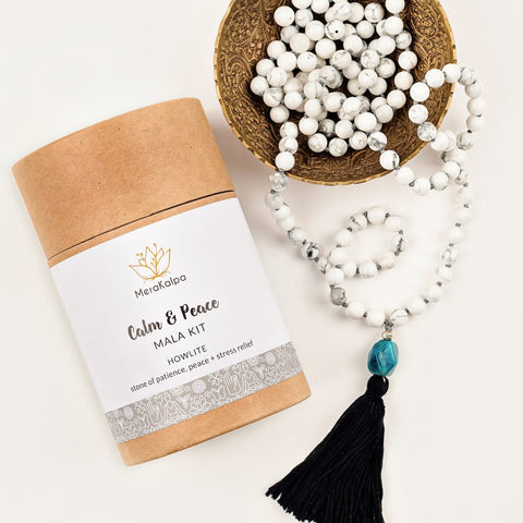 Calm & Peace Mala Kit