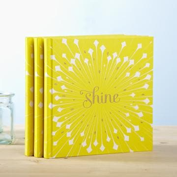 Shine Quote Book