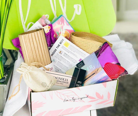 The Lifestyle Box - Monthly Subscription Plan - FREE SHIPPING