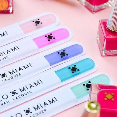 Deco.Miami Crystal Nail File