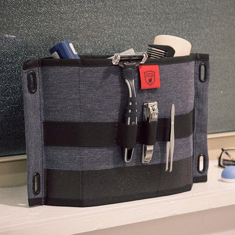 The Weekender Toiletry Bag