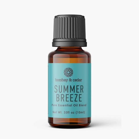 Summer Breeze Essential Oil Blend - 10ml