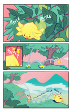 A Lemon Bird Zine! DIGITAL COMIC