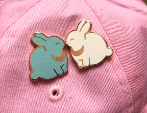 SECONDS PIN- Clover enamel pin