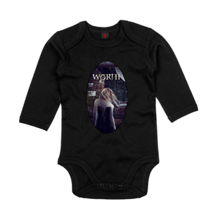 Worth - Body Manga Larga Bebé - Merchanfy Imprime tus camisetas