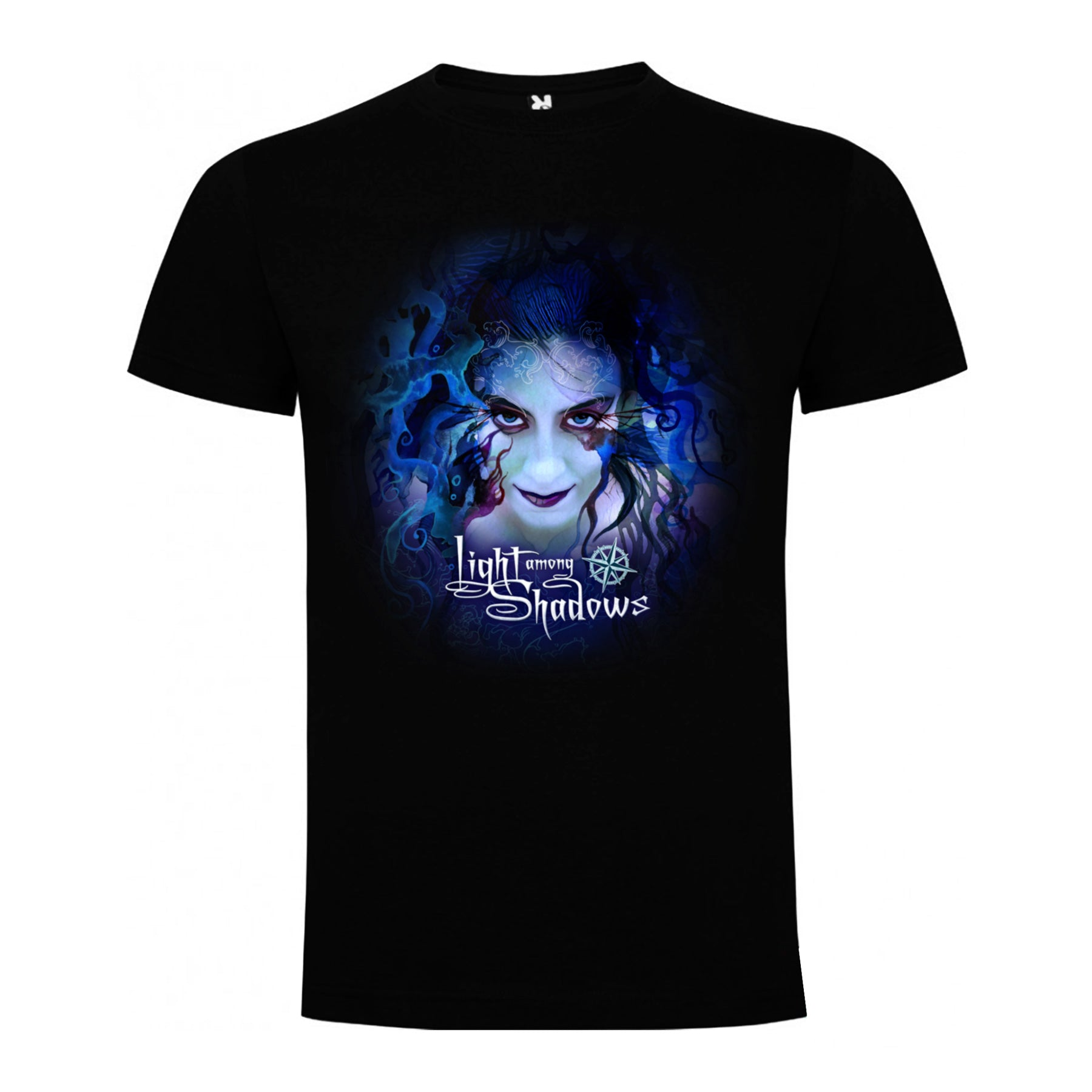 Light Among Shadows - Camiseta Girl Chico - Merchanfy Imprime tus camisetas