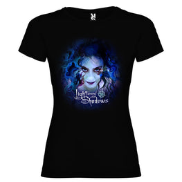Light Among Shadows - Camiseta Girl Chica - Merchanfy Imprime tus camisetas