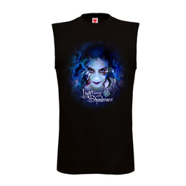 Light Among Shadows - Camiseta Sin Mangas Girl Chico - Merchanfy Imprime tus camisetas