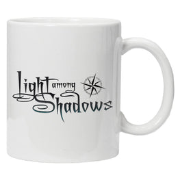 Light Among Shadows - Taza Logo - Merchanfy Imprime tus camisetas