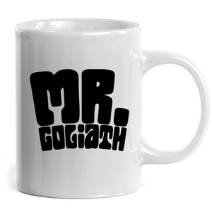 Mr Goliath - Taza