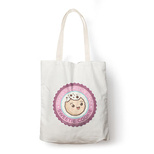 Sweetie Cookie - Bolsa de Tela Sweetie Cookie Daily - Merchanfy Imprime tus camisetas