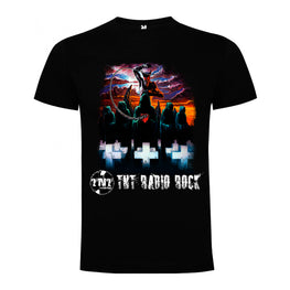 TNT Radio Rock - Camiseta Metal Chico - Merchanfy Imprime tus camisetas