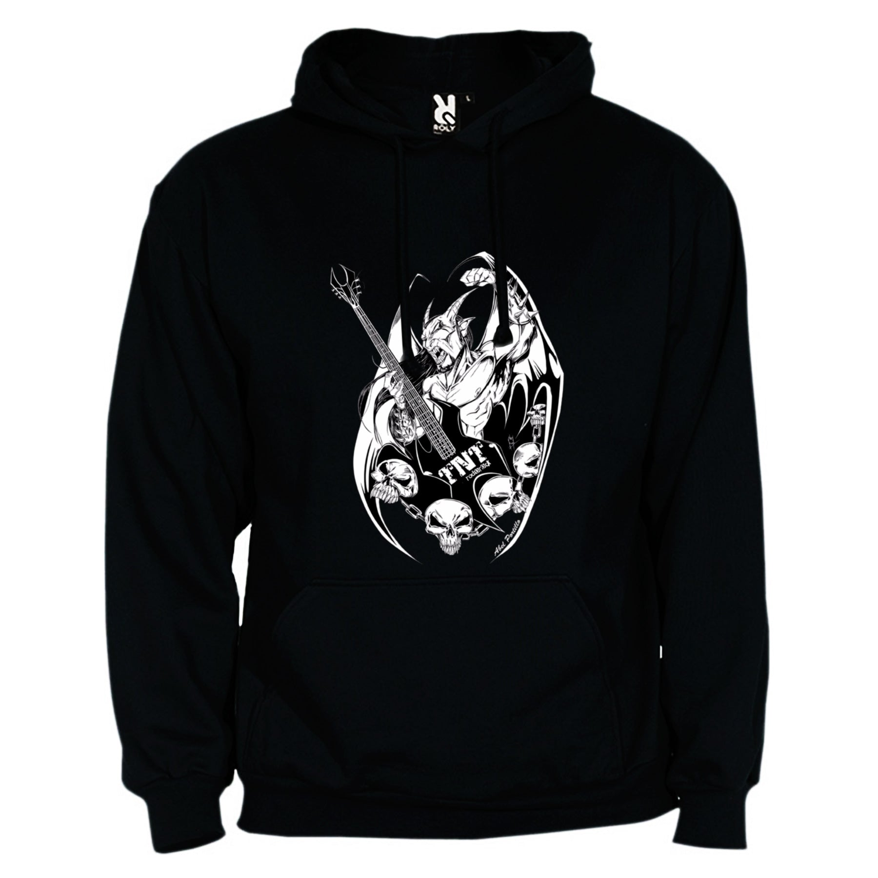 TNT Radio Rock - Sudadera Demon - Merchanfy Imprime tus camisetas