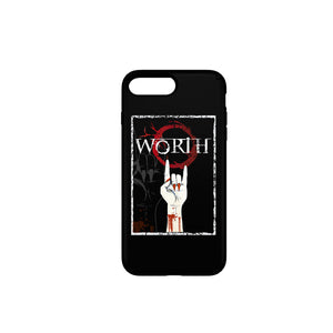 Worth - Funda Móvil Black - Merchanfy Imprime tus camisetas