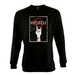 Worth - Camiseta Manga Larga Logo Chico - Merchanfy Imprime tus camisetas