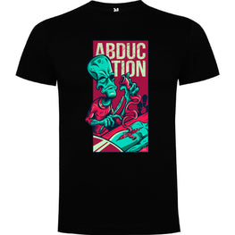 Aliens Abduction - Camiseta Hombre