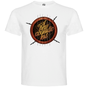 A New Label - Camiseta A New Acoustic Fest Chico - Merchanfy Imprime tus camisetas