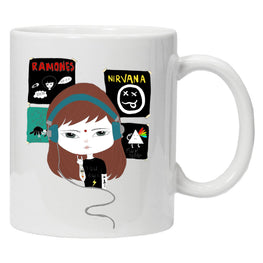 Darianoski - Taza You Rock - Merchanfy Imprime tus camisetas
