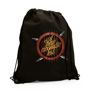 A New Label - Mochila A New Acoustic Fest - Merchanfy Imprime tus camisetas
