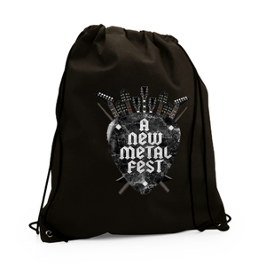 A New Label - Mochila A New Metal Fest - Merchanfy Imprime tus camisetas