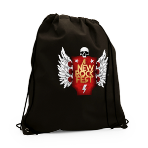 A New Label - Mochila A New Rock Fest - Merchanfy Imprime tus camisetas
