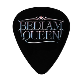Bedlam Queen - 5 Púas Guitarra Decorativas - Merchanfy Imprime tus camisetas