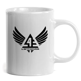 Left4Ever - Taza Logo