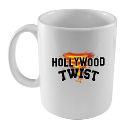Hollywood Twist - Taza Logo - Merchanfy Imprime tus camisetas