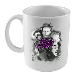 Black Velvet - Taza Scream - Merchanfy Imprime tus camisetas