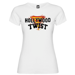 Hollywood Twist - Camiseta Twist Chica - Merchanfy Imprime tus camisetas