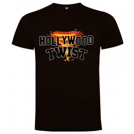 Hollywood Twist - Camiseta Twist Chico - Merchanfy Imprime tus camisetas