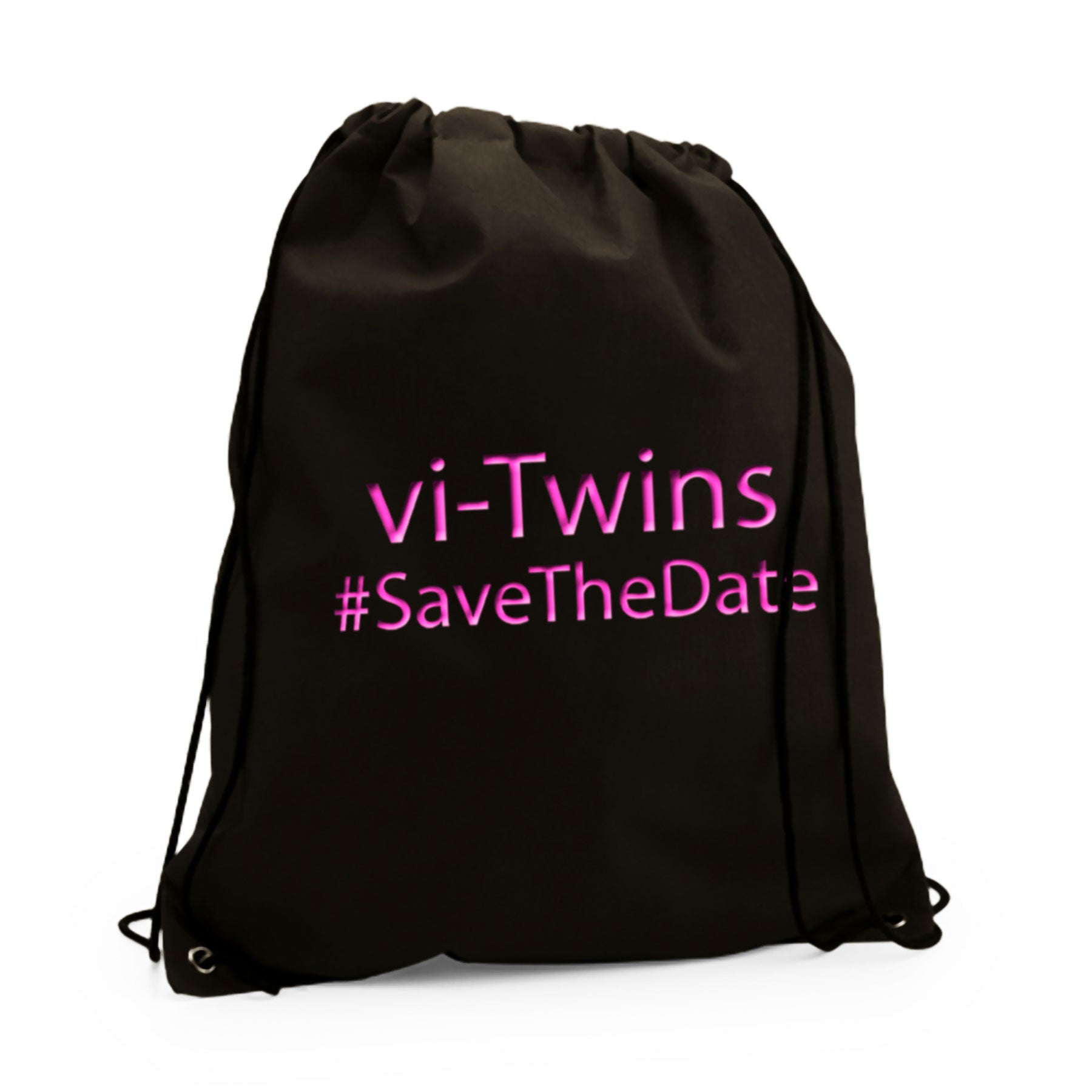 vi-Twins - Mochila Save The Date - Merchanfy Imprime tus camisetas